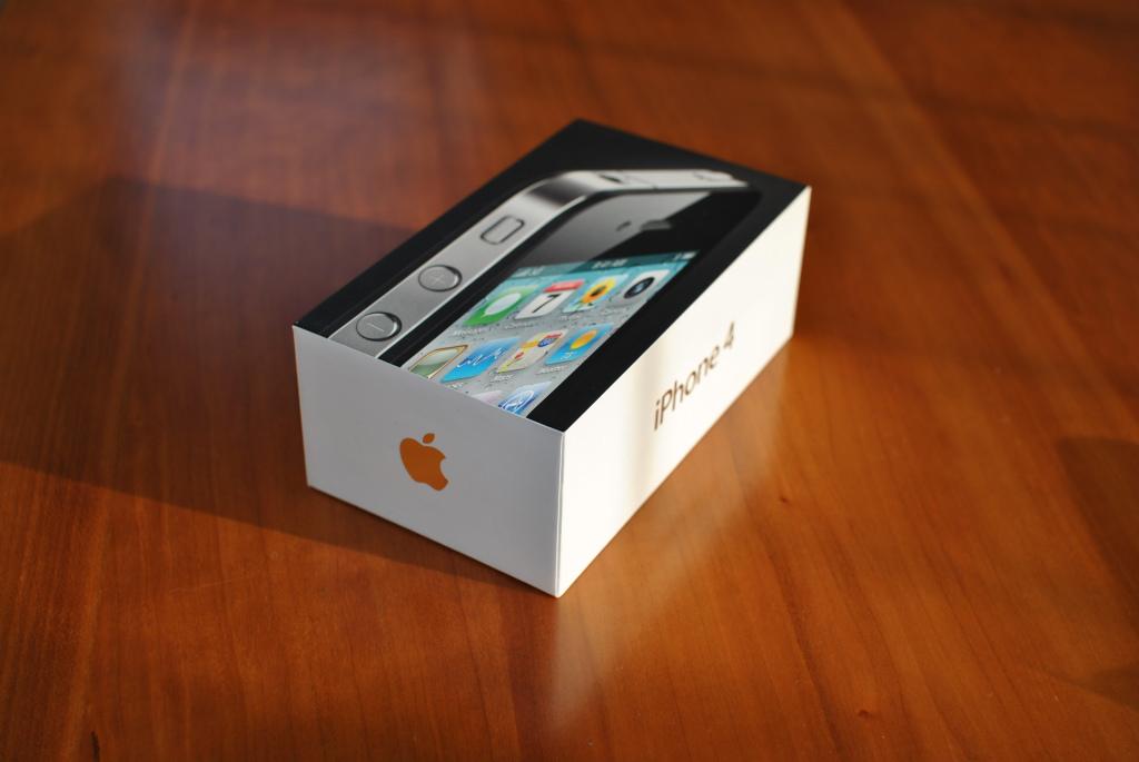 iPhone4の驚き