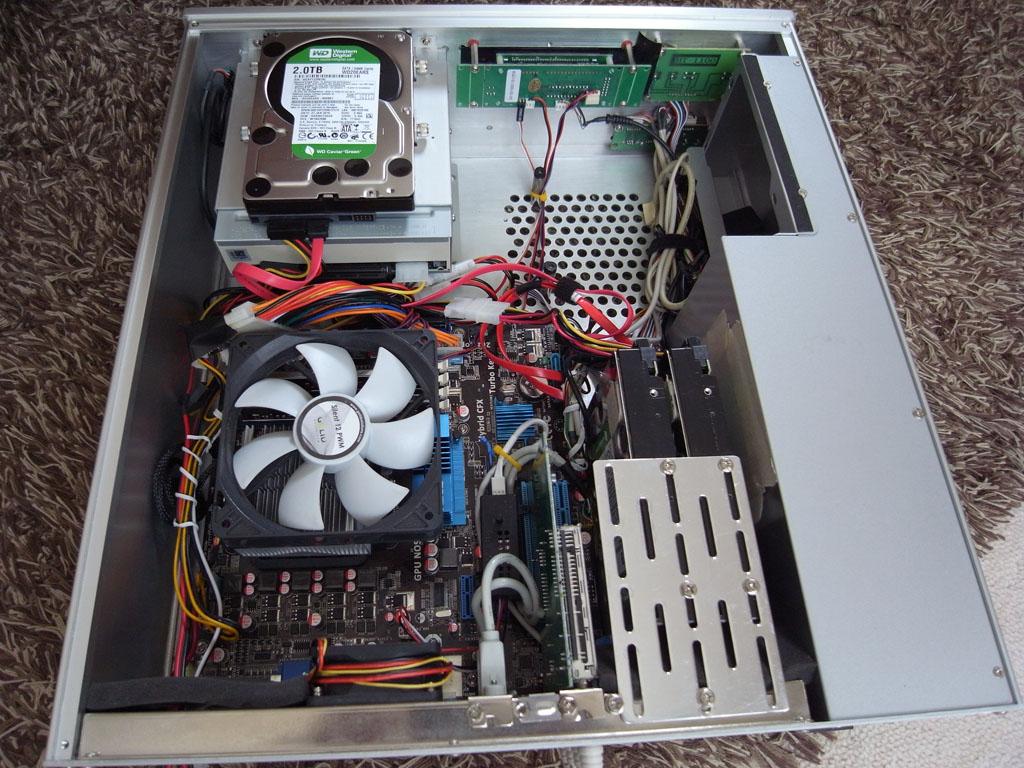 3R System HT-1100 使用例