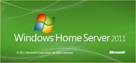 WindowsHomeServer2011の私的再インストールメモ