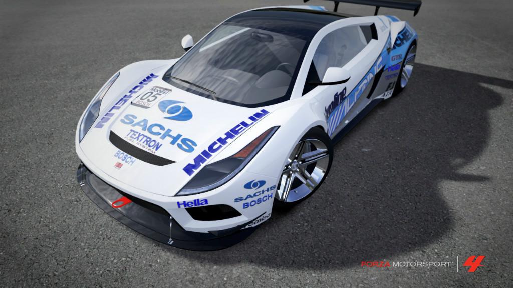 【迎春】Forza Motorsport 4を終えて選ぶマイ・フェイバリットカーベスト3