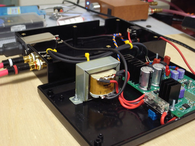 PCM2702 USB-DACの制作 -その3-