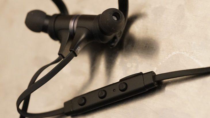 apt-x HDに対応しているのにお手頃価格な首掛けワイヤレスイヤホンTaotronics SoundElite 71
