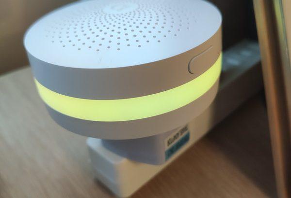 ZigbeeデバイスをコントロールするXiaomi Mi Smart Home Gatewayをセットアップ