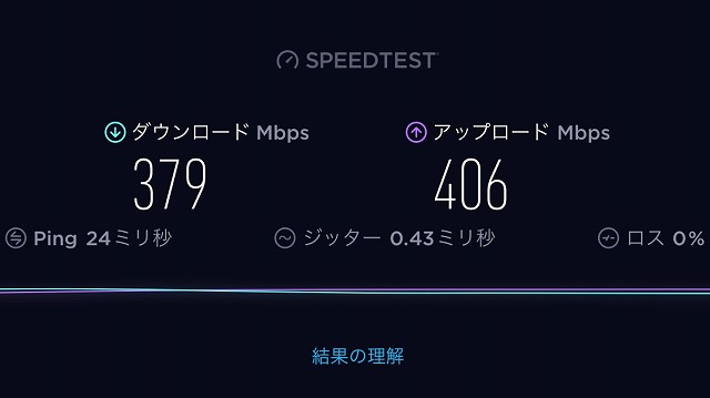 NURO無線ルータのチャンネル設定をいじったら無線LANが3倍に高速化