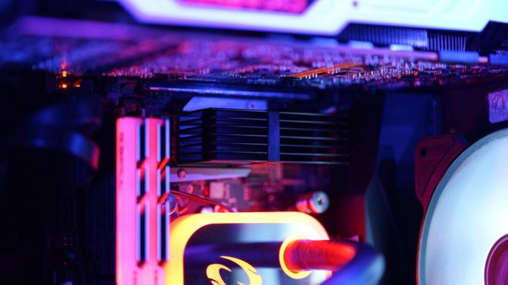 """最新のPCIe4.0 SSD""""Seagete FireCuda 520""""はスピードも温度も激アツでした。"""